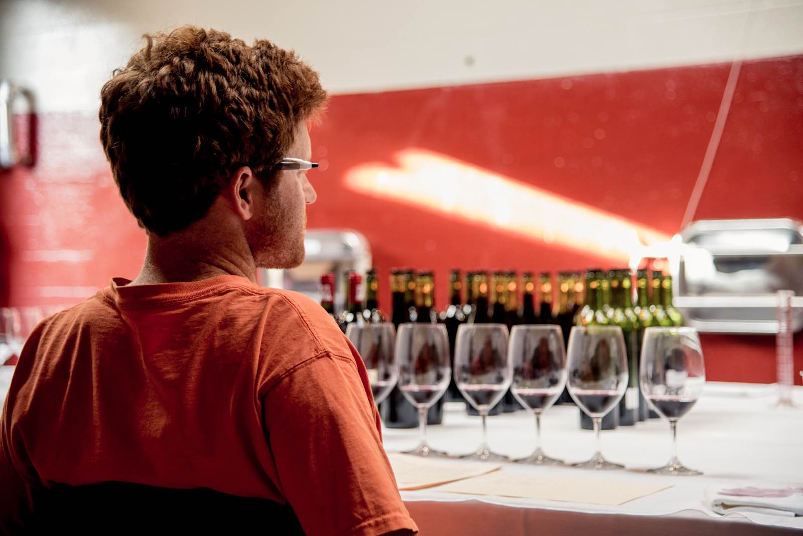 Blending Session, 2015 - Mayacamas Vineyards